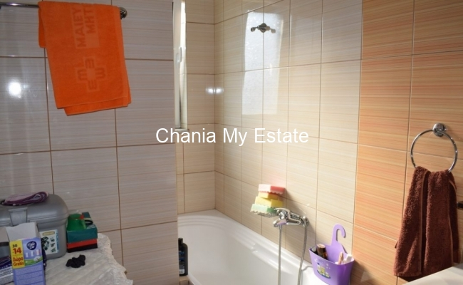 Bathroom - House for sale in Tsikalaria, Chania Crete