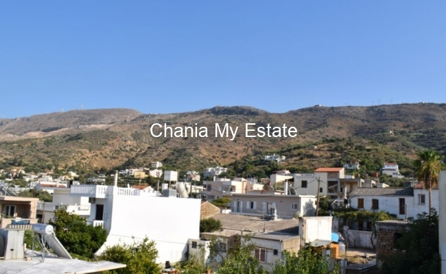 View - House for sale in Tsikalaria, Chania Crete