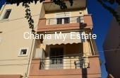 Front view - House for sale in Tsikalaria, Chania Crete