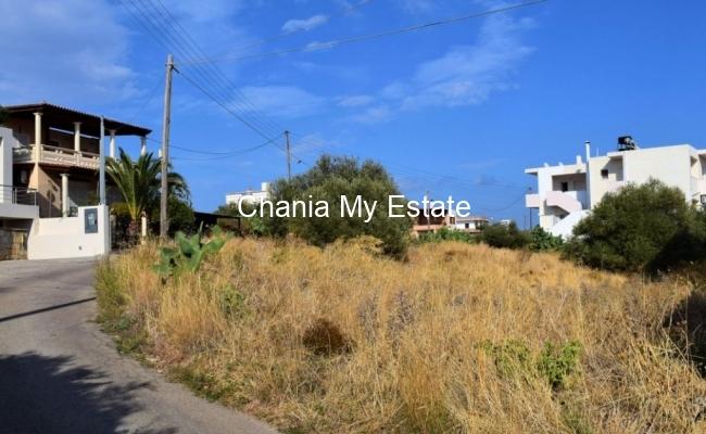 Plot for sale in Akrotiri, Chania, Crete