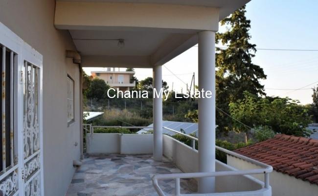 AKKOU04064, Apartment for rent in Kounoupidiana Akrotiri, Chania Crete