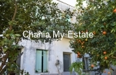 CHHAL02090, House for renovation in Chania, Crete