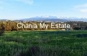 NKKGA00036, Corner plot for sale in Kato Galatas Chania, Crete