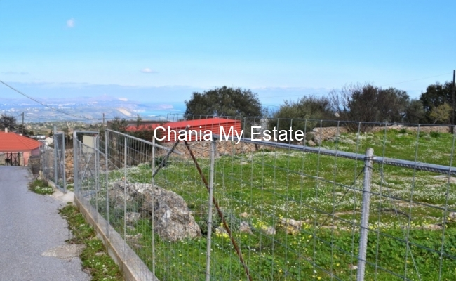 Plot for sale in Apokoronas