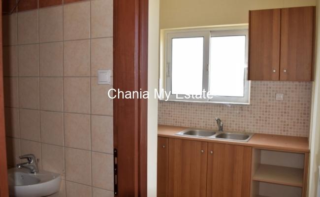 Kitchen & ground floor bathroom