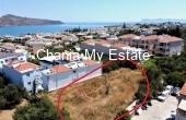 NKAGM00037, Plot for long term rental in Nea Kydonia Chania Crete