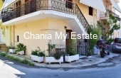 CHPAS01102,  Two storey house for rent in Chania