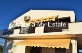 AKKAT04083, Floor-through apartment for rent in Akrotiri Chania, Crete