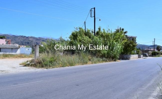 Plot for sale in Agyia, Chania, Crete