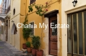 CHOLD01031, Residence for sale in the old town of Chania, Crete